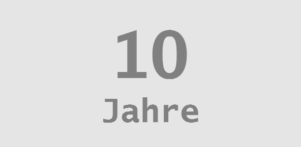 10 Jahre MW10 AG